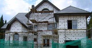 Фасадные работы Воронеж цена от 261 руб. м2